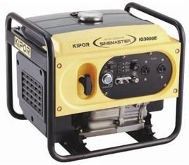 Stromerzeuger  3 kVA_Inverter_E-Start  Benzin mieten leihen
