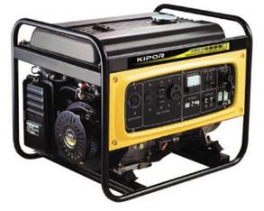 Stromerzeuger  6 KVA_400V mieten leihen