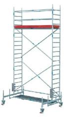 Alu FahrGerüst  8,4 m Ah P2_Standard mieten leihen