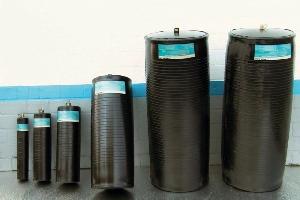 Absperr-Blase Dichtkissen 100 - 200 mm  inkl. Luftpumpe mieten leihen
