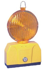 Warnblinklampe  gelb ab 10 Stück  ohne Batterie mieten leihen