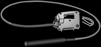 Flaschenrüttler_38 mm WellenAntrieb_230V mieten leihen