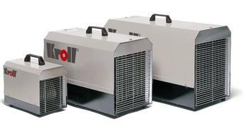 Elektroheizgebläse 18 kW mieten leihen