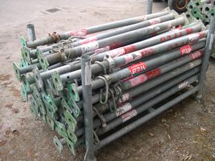 Bau-Stützen 250       Palette_VPE  mit 50 Stück             _AKTION  mieten leihen