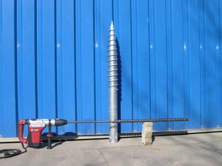 Bohrer SDSmax 30 x 400 mm mieten leihen