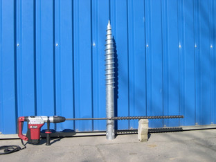 SF_Bohrhammer 11j + Bohrer 40 x 800 mieten leihen