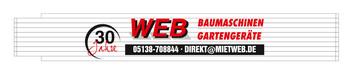 Blas + Laub Sauger Benzin_2 Takt mieten leihen