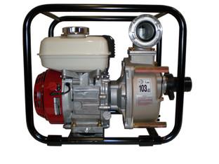 Motorpumpe K2 Schmutzwasser Diesel mieten leihen