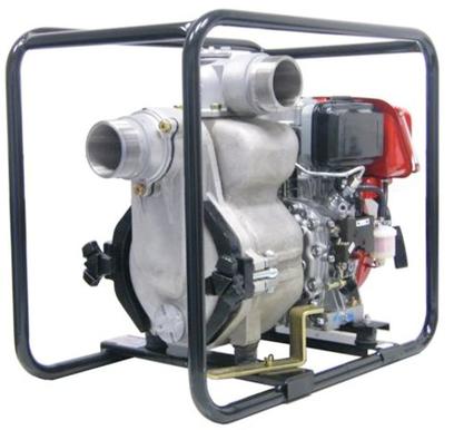Motorpumpe K3_Schmutzwasser 1150 Liter/min_Diesel mieten leihen