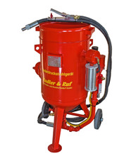 Frei + Niederdruck_Strahlanlage 60 Liter mieten leihen