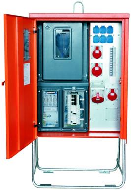 Anschlussverteilerschrank  AV63.2  121-6_ALLSTROMSENSITIV mieten leihen