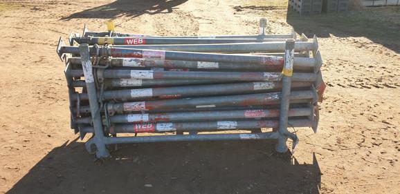 Bau-Stützen 300       Palette VPE50-Stück             _MONAT mieten leihen