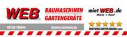 MIETWEB.de    __WEB Maschinen- u. Gerätehandel GmbH__